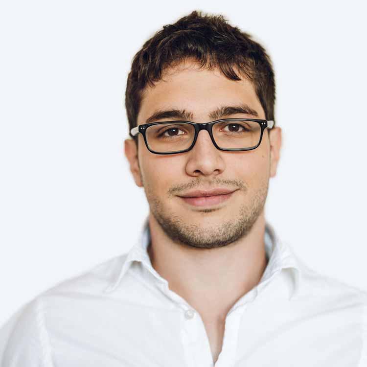Daniel Bürger Auszubildender