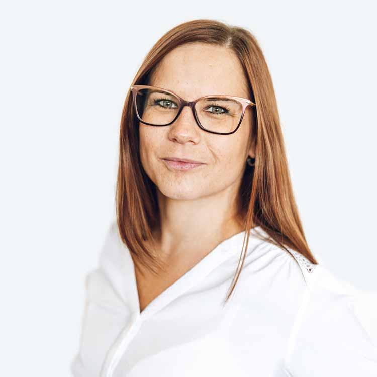 Katerina Silerova Auszubildende (Umschulung)